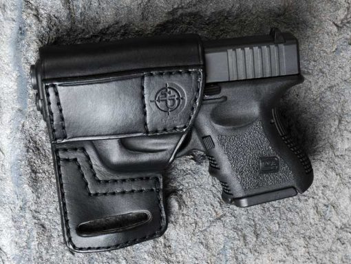 HolsterPro Model 21 Back