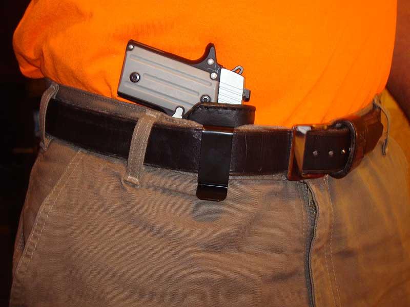HolsterPro Model 523 Carry