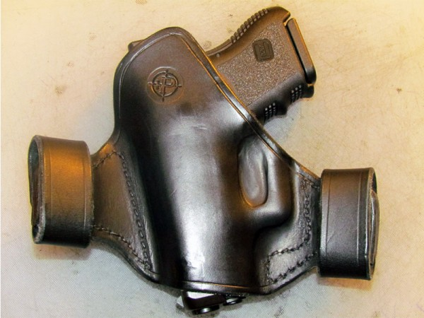 HolsterPro Model 730 Back